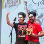 Vencedor do 1º BMA recebe prêmio HQ Mix