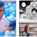 Kaji Pato desenha mangá especial para Pabllo Vitar